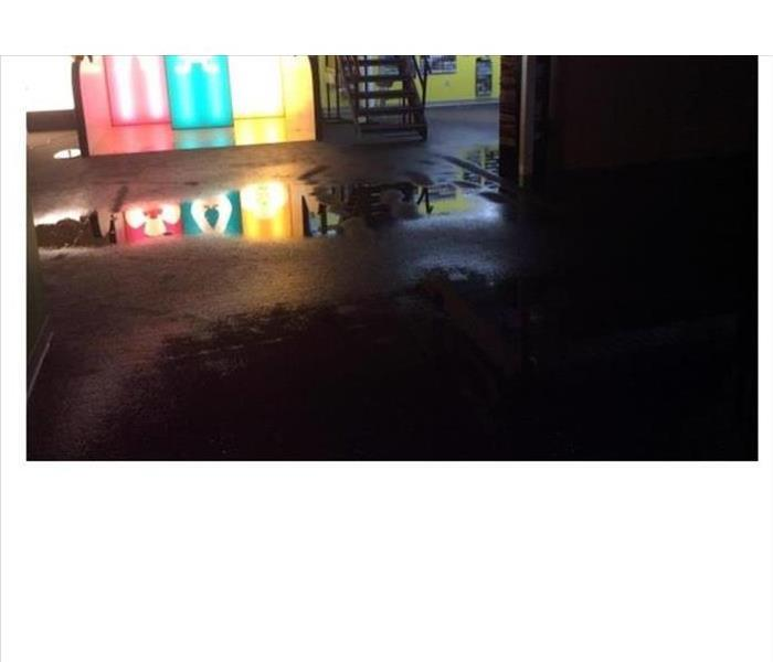 Day Care Center in Lafayette Gets Flooded Before