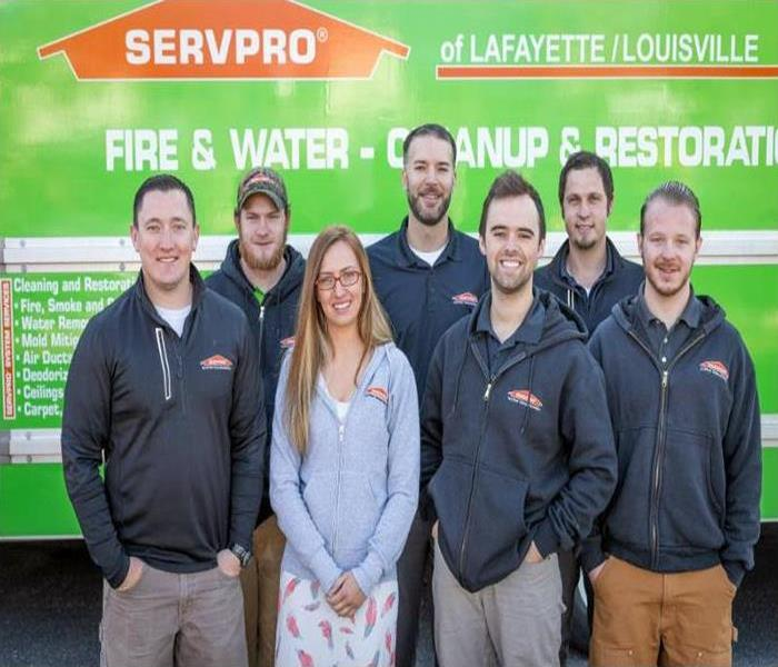 The Lafayette Chamber Featured SERVPRO In The Member Spotlight