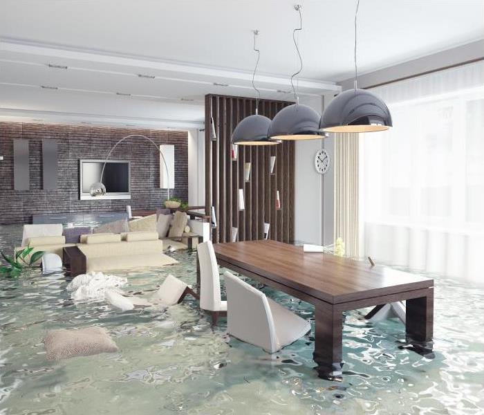 Storm Damage When A Flood Brings In Dangerous Contaminants Into Your Boulder Home Our Team Is Your Best Option!