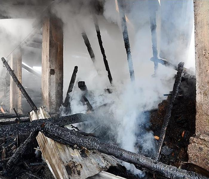 Fire Damage When Demolition Is The Best Solution Following Fire Damage To Your Boulder Residence