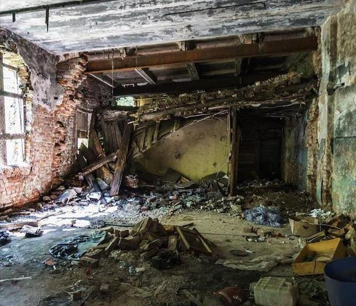 Fire Damage How SERVPRO Follows an Extensive Checklist to Make Sure That ALL Traces of a Fire are Removed From Your Boulder Home