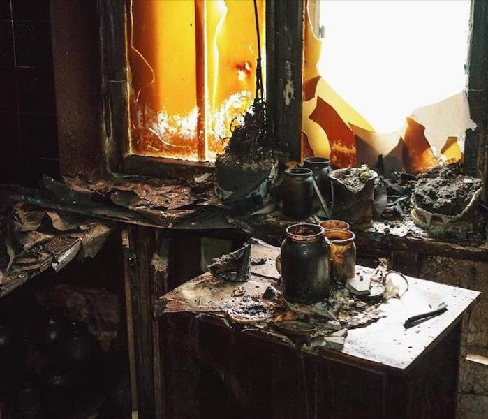 Fire Damage Fire Damage to Personal Belongings in Boulder Requires Skilled Cleanup Technicians
