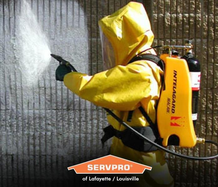 Commercial EasyDECON -- A Powerful Decontamination Option In Our SERVPRO Toolbox