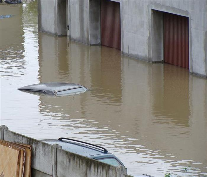 Commercial Protect your Commercial Building from Water Damage
