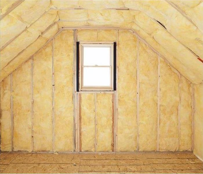 Why SERVPRO Water Damage in Your Boulder Attic From Failing Chimney