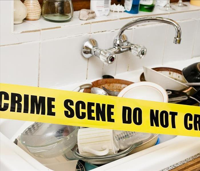 Why SERVPRO Crime Scene Circumstances in Louisville Vary Greatly--Call SERVPRO for a Caring and Professional Service