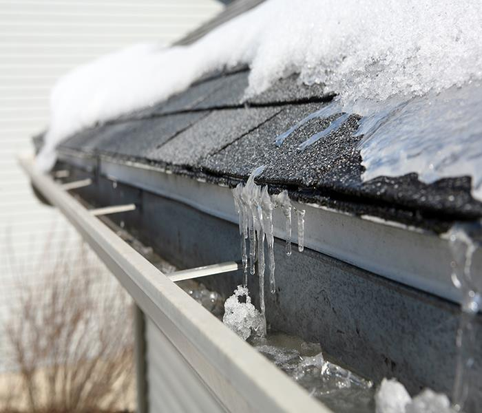 Water Damage Restore Water Damage From Ice And Snow