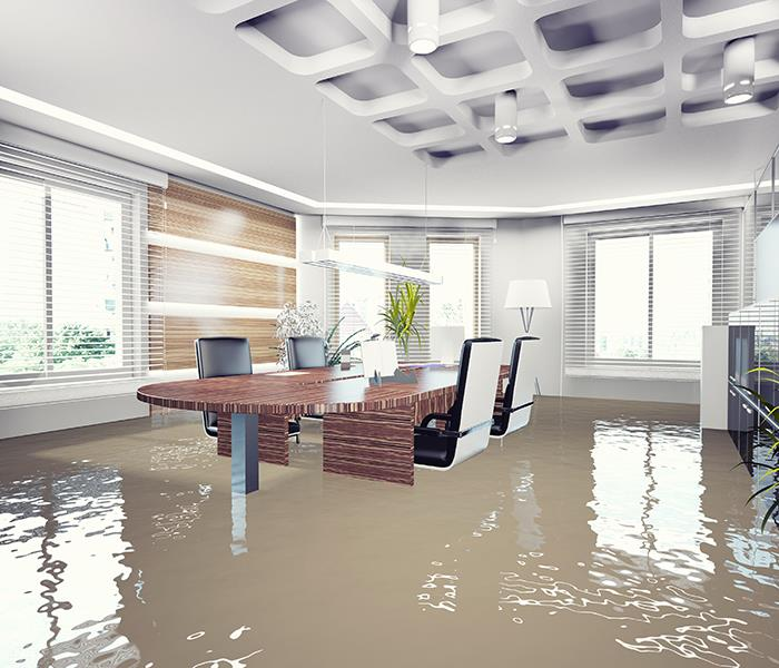 Water Damage The Importance of Commercial Water Damage Cleanup